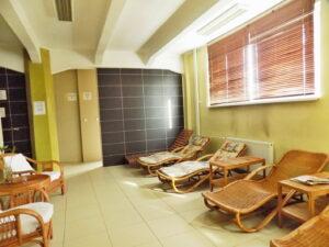 Wellness S-centrum hotel Děčín