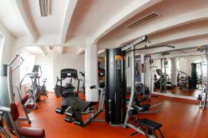 Hotel S-centrum Děčín - Fitness Kardio